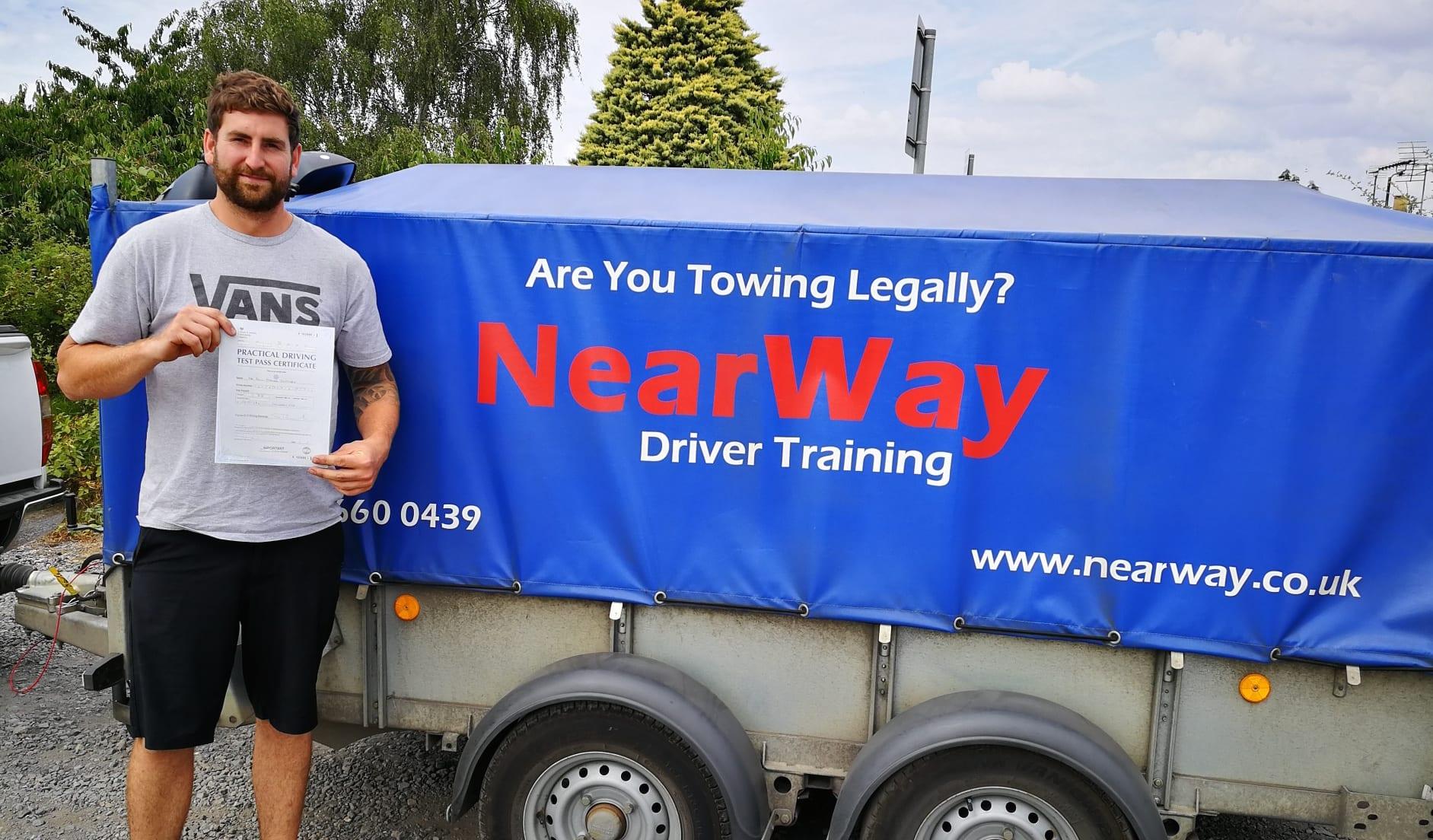 Paul Jeffery Towing Test