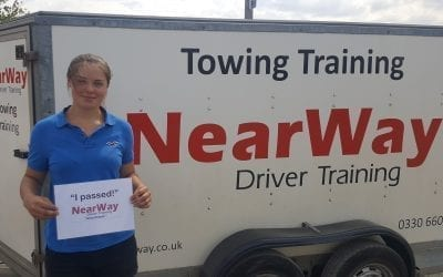 Bethan Lilly Towing Test