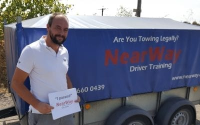 Nicholas Rowland Towing Training