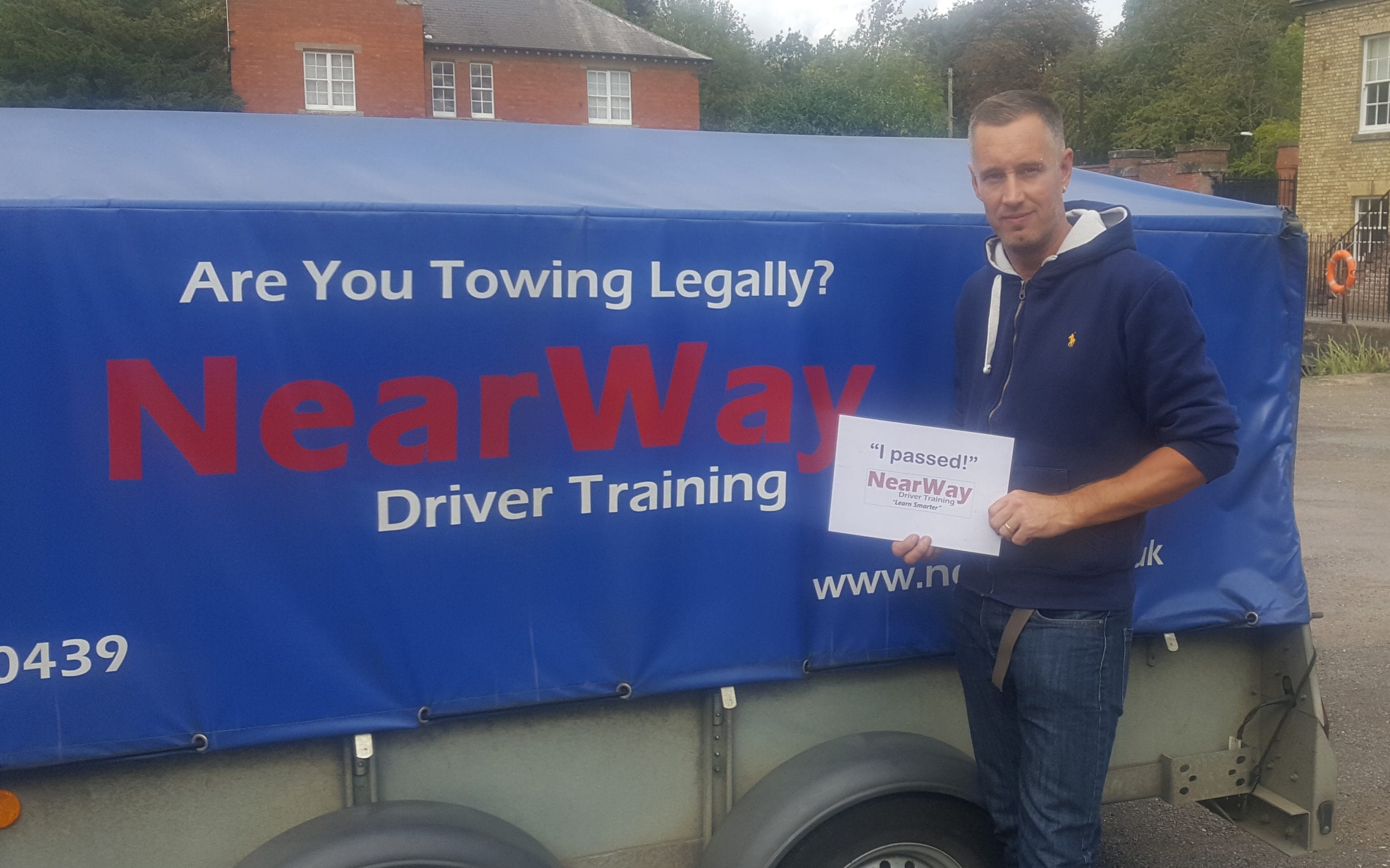 Steve James Towing Test