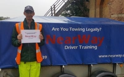 Simon Cleaver Towing Training