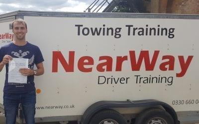 Chris Woodward Towing Test