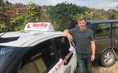 Ben Cruthers Driving Test Pass