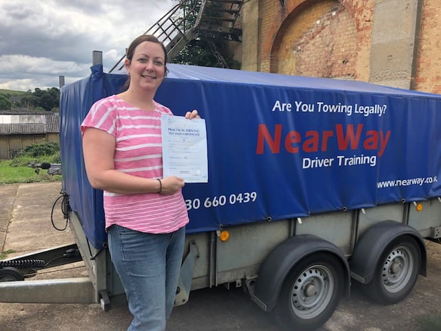 Vicky Neal Towing Test