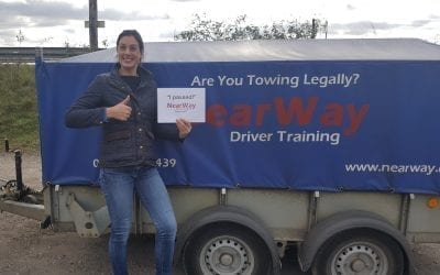 Emma Sturt Towing Test