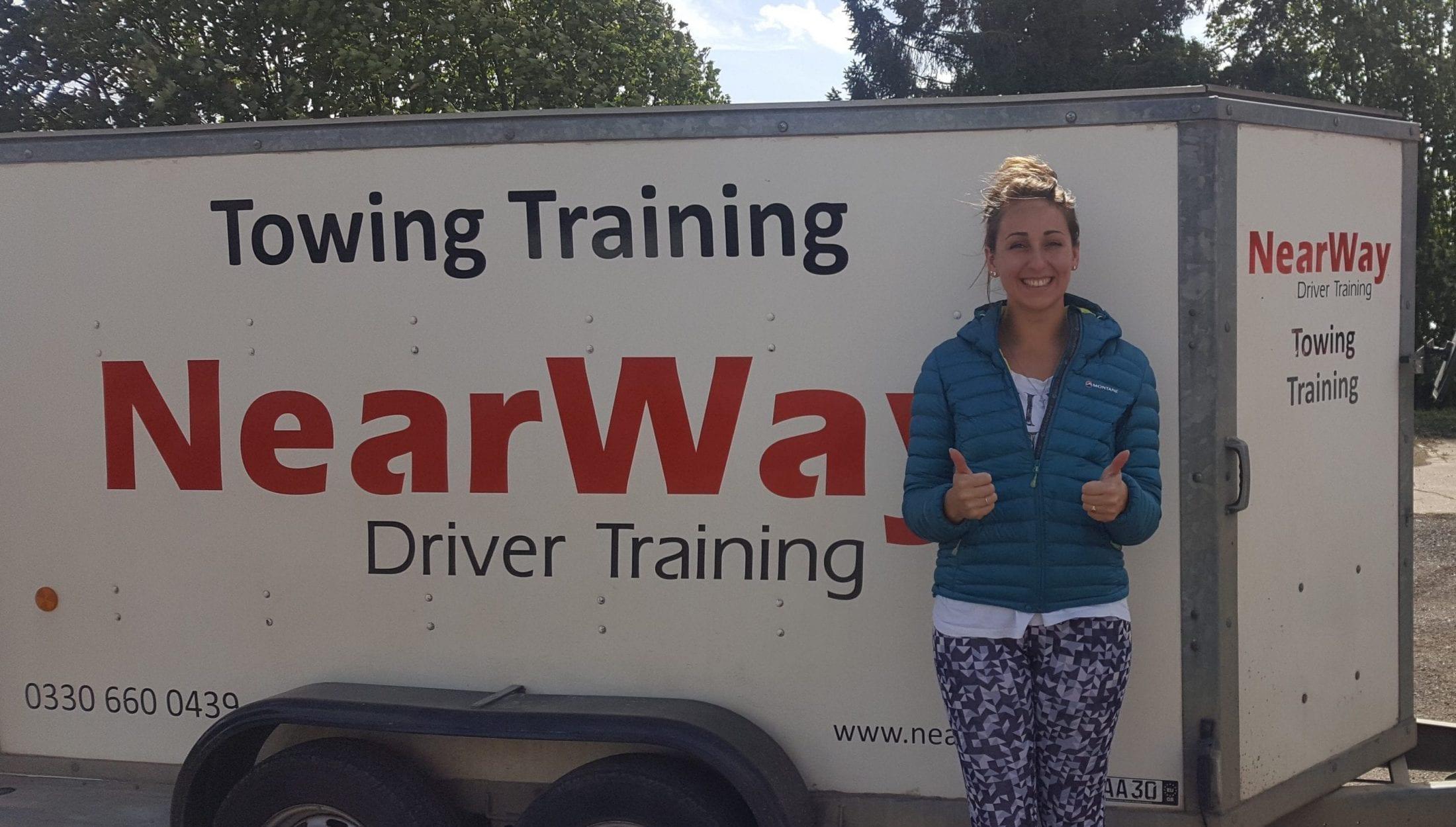 Abi Penrose Towing Test Nearway Driver Training