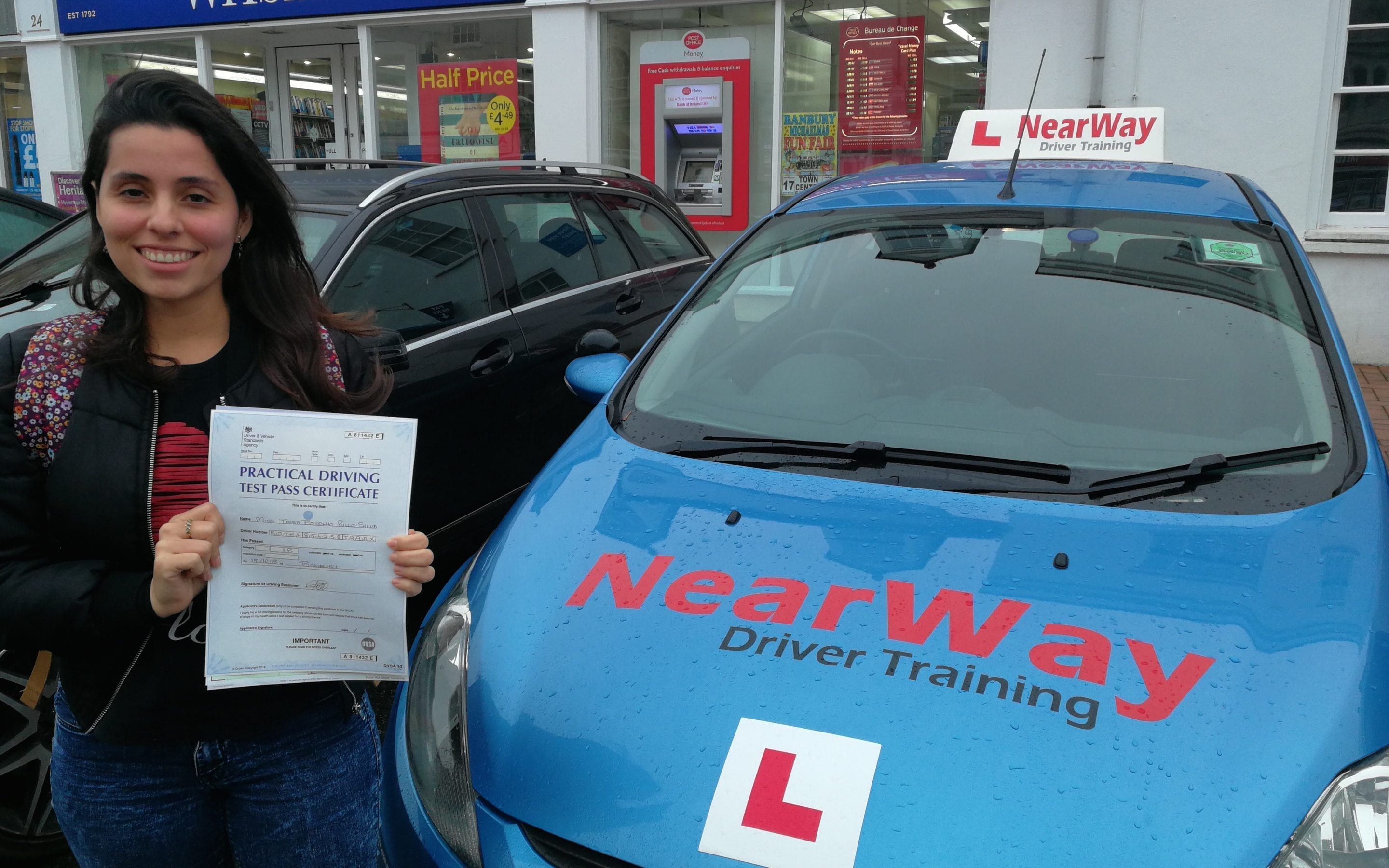 Taisa Botelho Driving Lessons Review