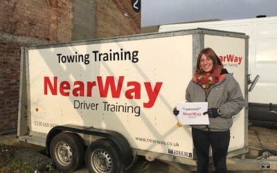 Cathryn Andrews Towing Test