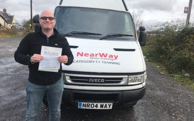 Robert Lovelock C1 Test Pass Banbury