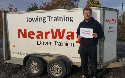 Mark Bailey Towing Test