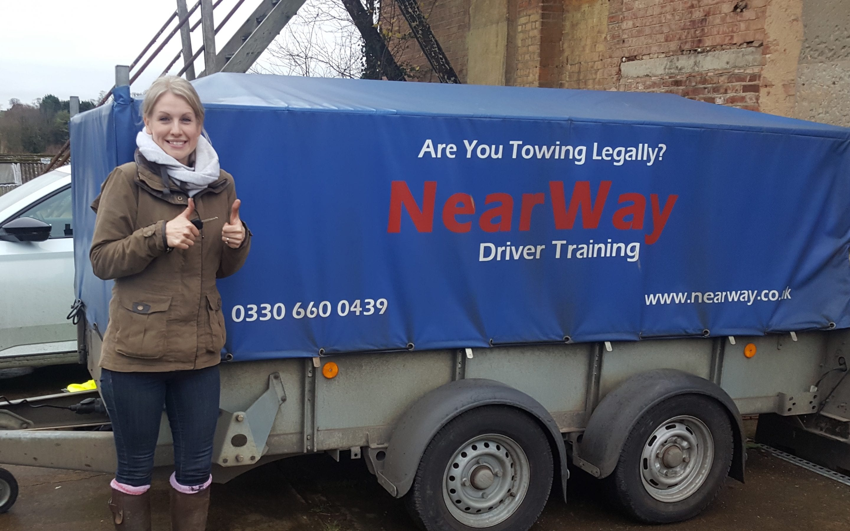 Emma Long Towing Training Warwickshire Review