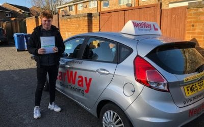 Connor Crane Driving Lessons Banbury
