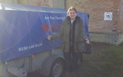 Toni Ainscough Towing Test