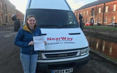 Louise Price C1 Test Northamptonshire
