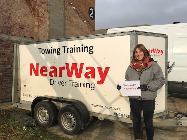 Cathryn Andrews Towing Training Review