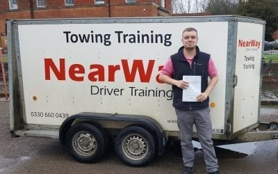 Stewart Ward Towing Test