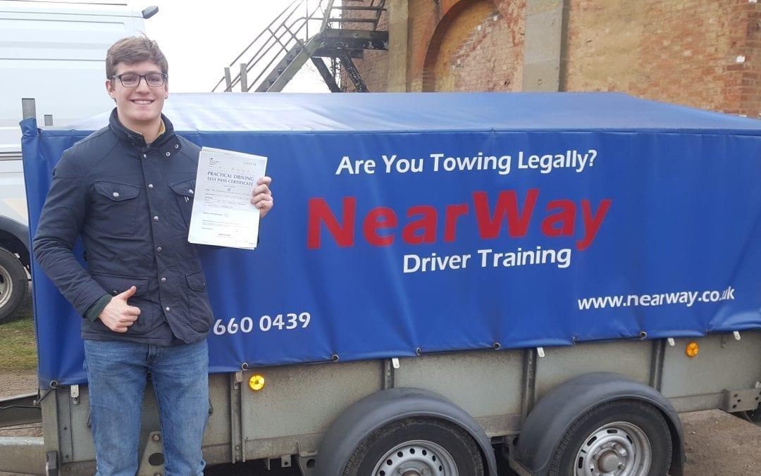 Ben Hatton Towing Test