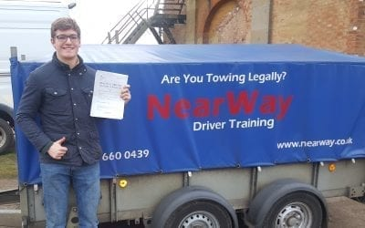 Ben Hatton Towing Test