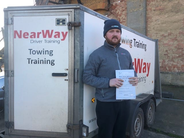 Jake O'Doherty Towing Test