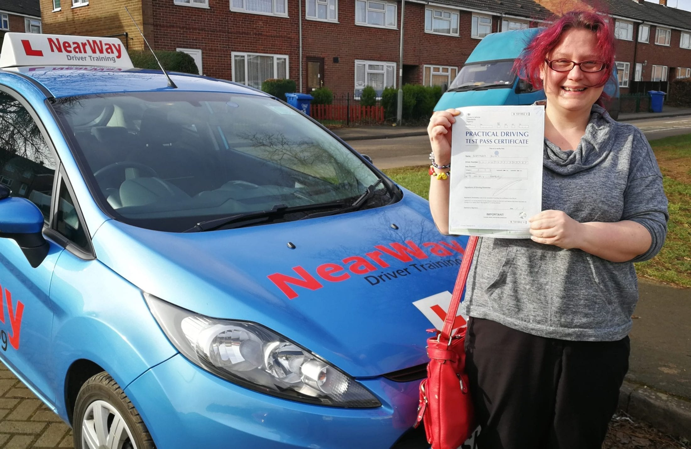 Tash Ivins Driving Test Review