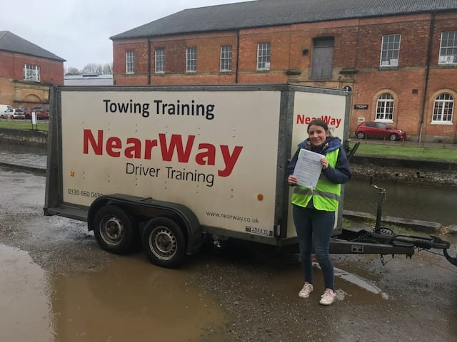 Rebecca Locke Towing Test