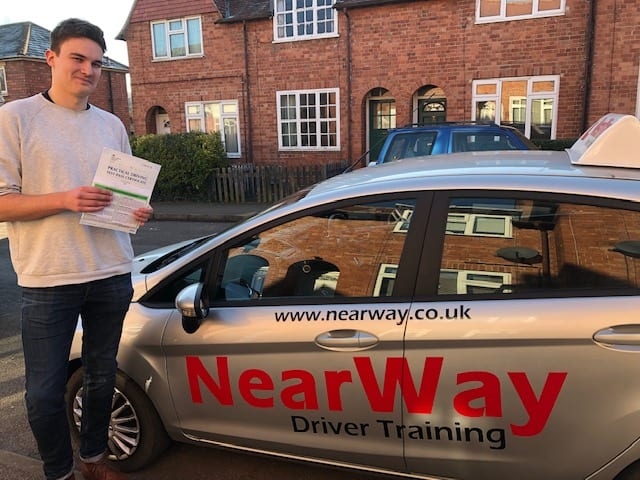 Sam Spijkers-Shaw Driving Test Banbury