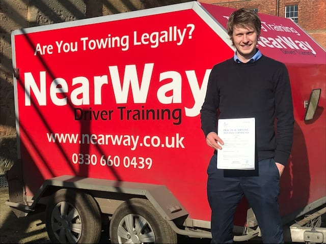 James Lecky Towing Test