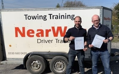 Simon and Giles Towing Test