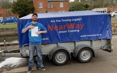 Dayle French Towing Test