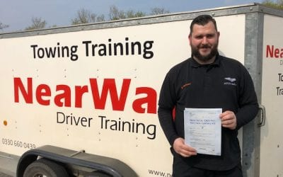 Tom Bowan Towing Test