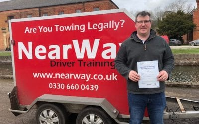 Mark Lacey Towing Test