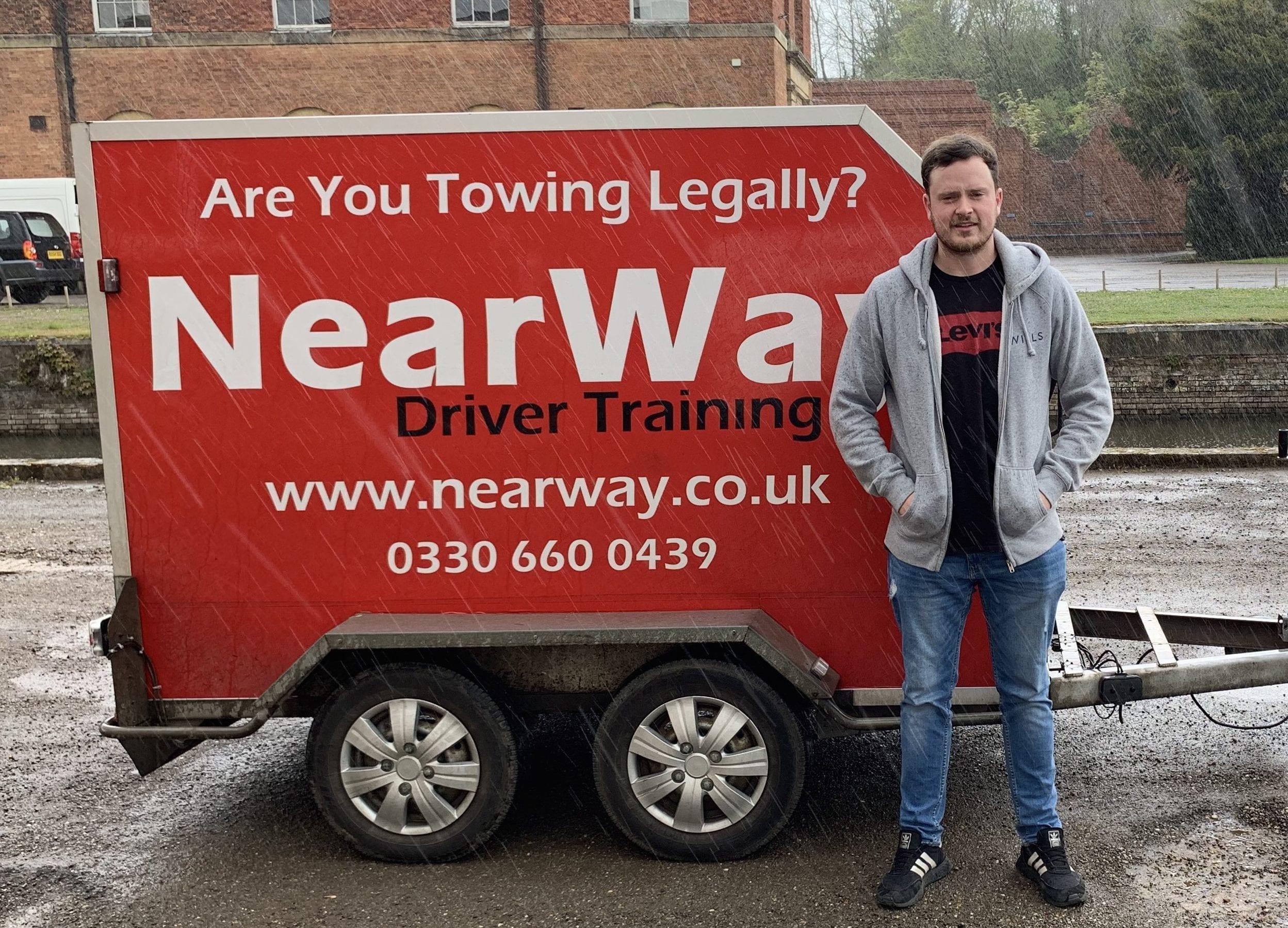 Jonny Turner Towing Test