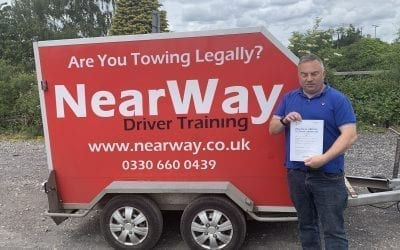 Jon Waddy Towing Test