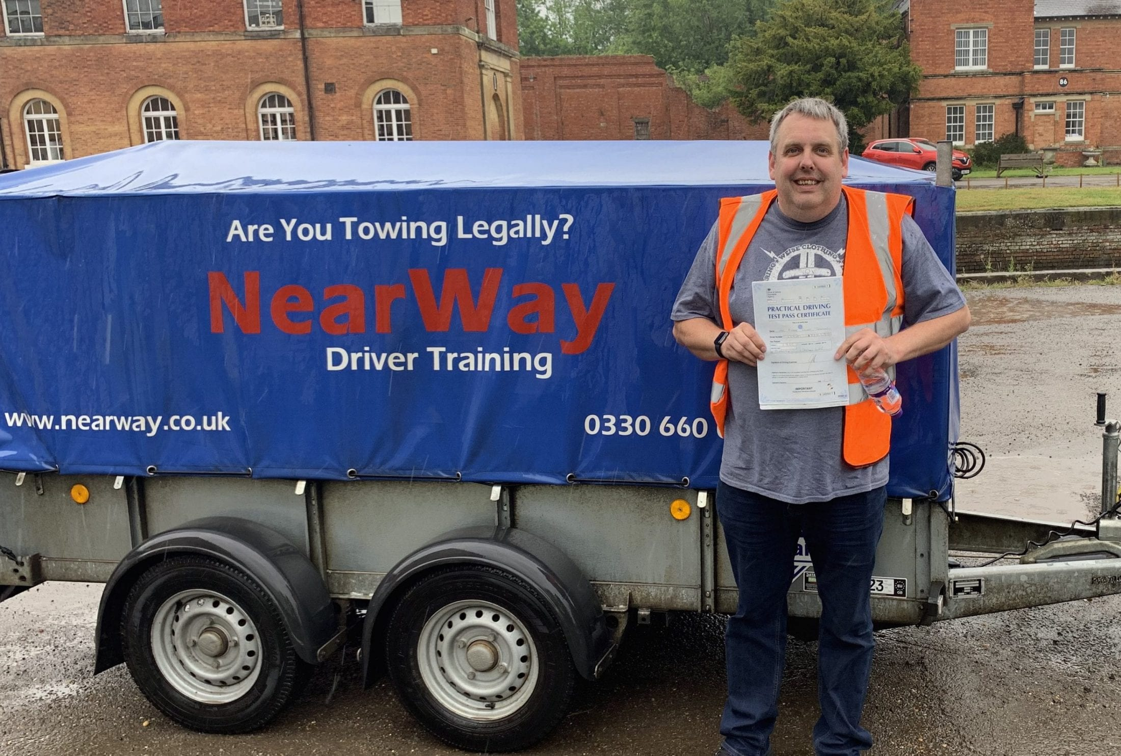 Roger Thornton Towing Test
