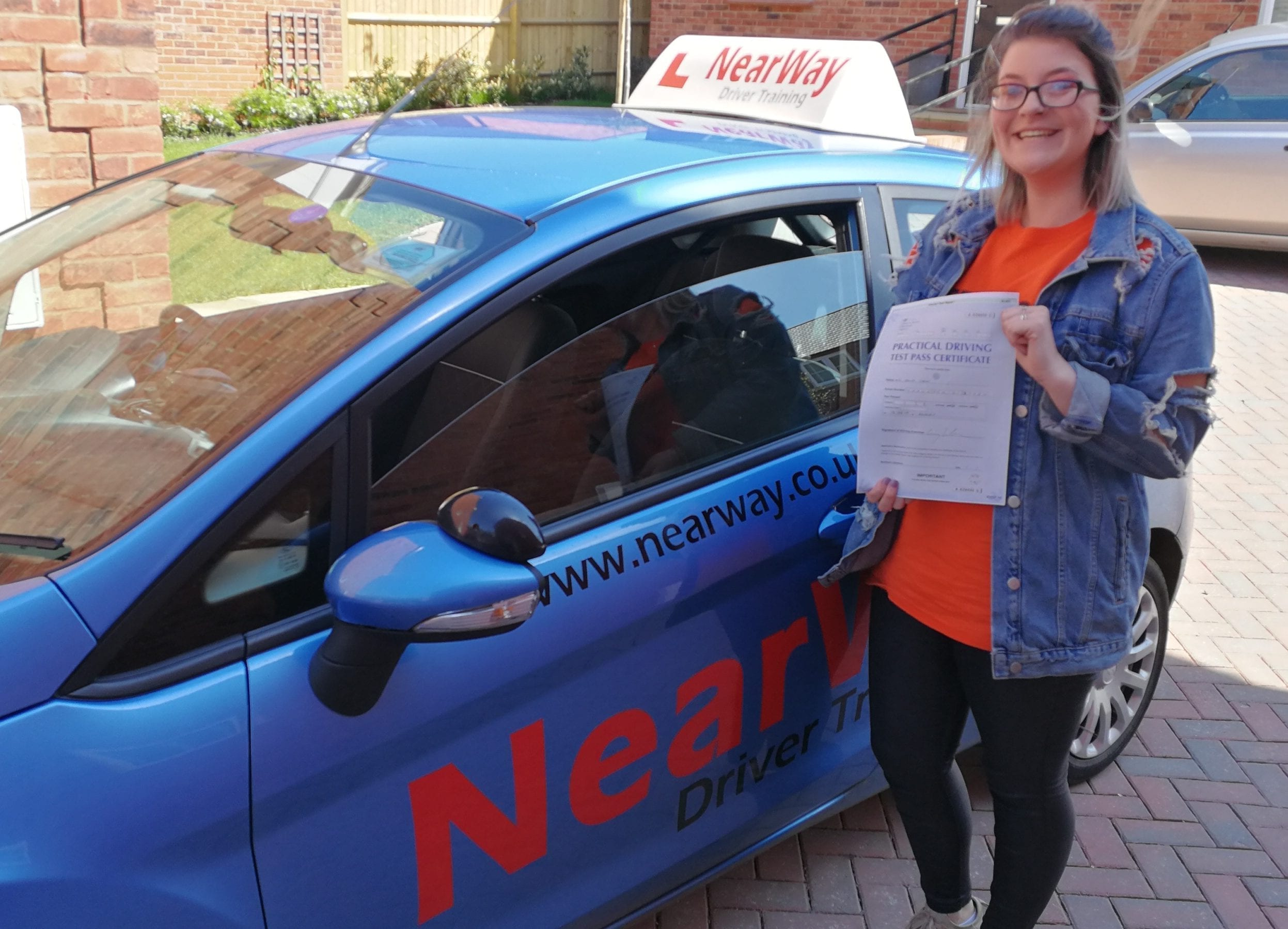 Ijanna Harvey Driving Test