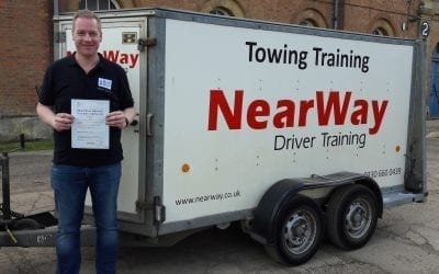 Tom Walker Towing Test