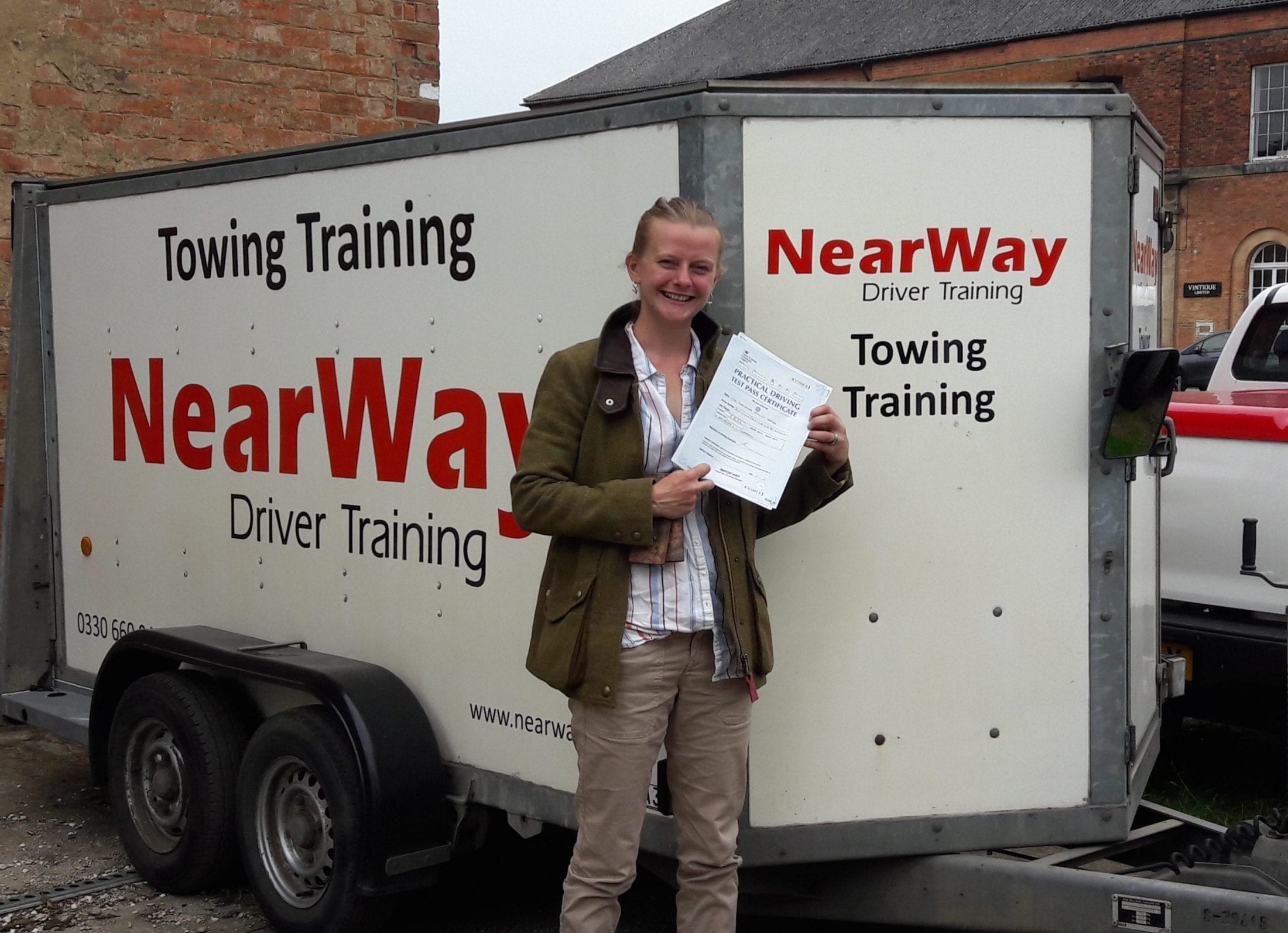 Bea Maloney Towing Test