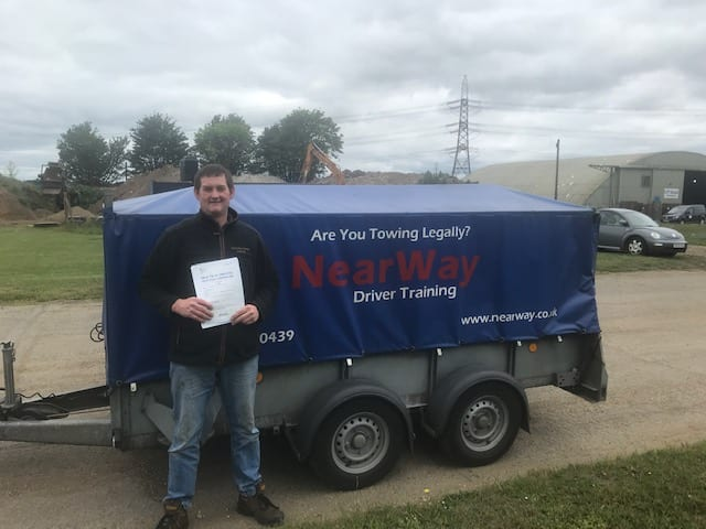 Warren Benney Towing Test