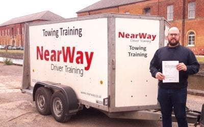 Matthew Corby Towing Test