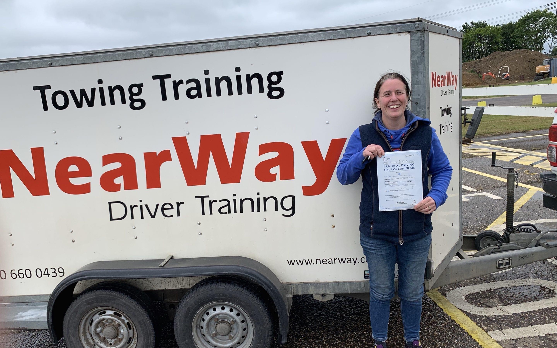Sally Surman Towing Test