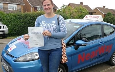 Amy Milligan Driving Lessons