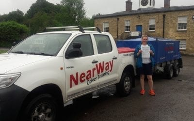 Nicola Harper Towing Test