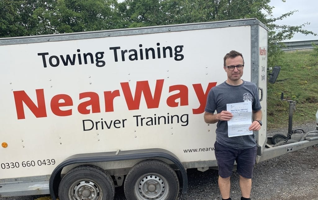 David Mould Towing Test