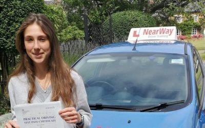 Alex Arnold Driving Test