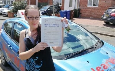 Michelle Chappel Driving Test
