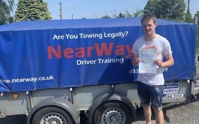 Dan Austin Car and Trailer Test Banbury