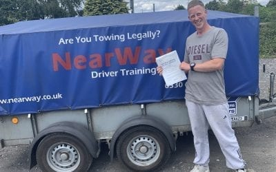 Trailer Training Oxford Karl Robinson