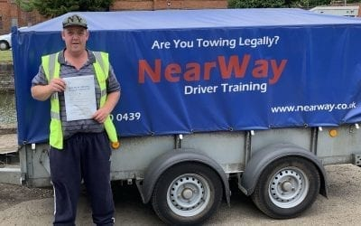 Seth Alsop, Trailer Training Banbury