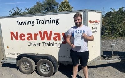 Ben Sargent Towing Test