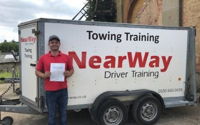 Paul Carson Towing Test